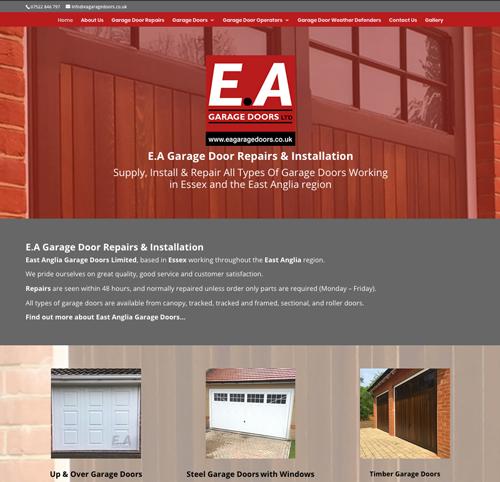 EA Garage Doors Ltd