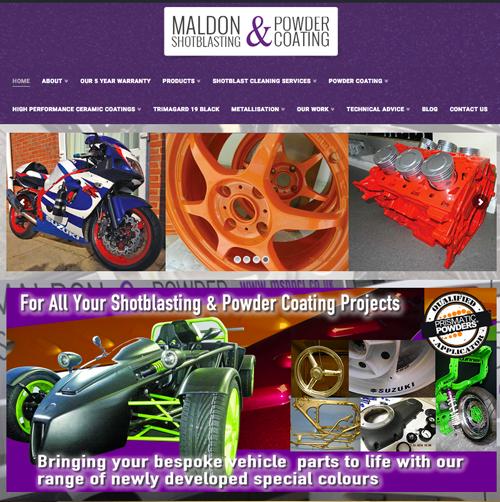 Maldon Shot Blasting & Powder Coating